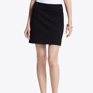 White House Black Market Black Mini Skirt